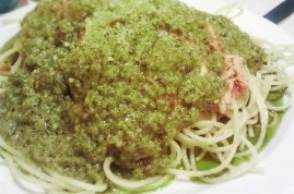 Espaguetis Poblanos