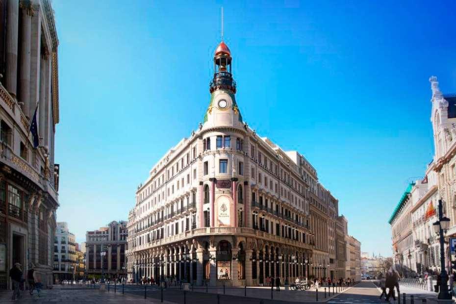 Infografía 3D Madrid
