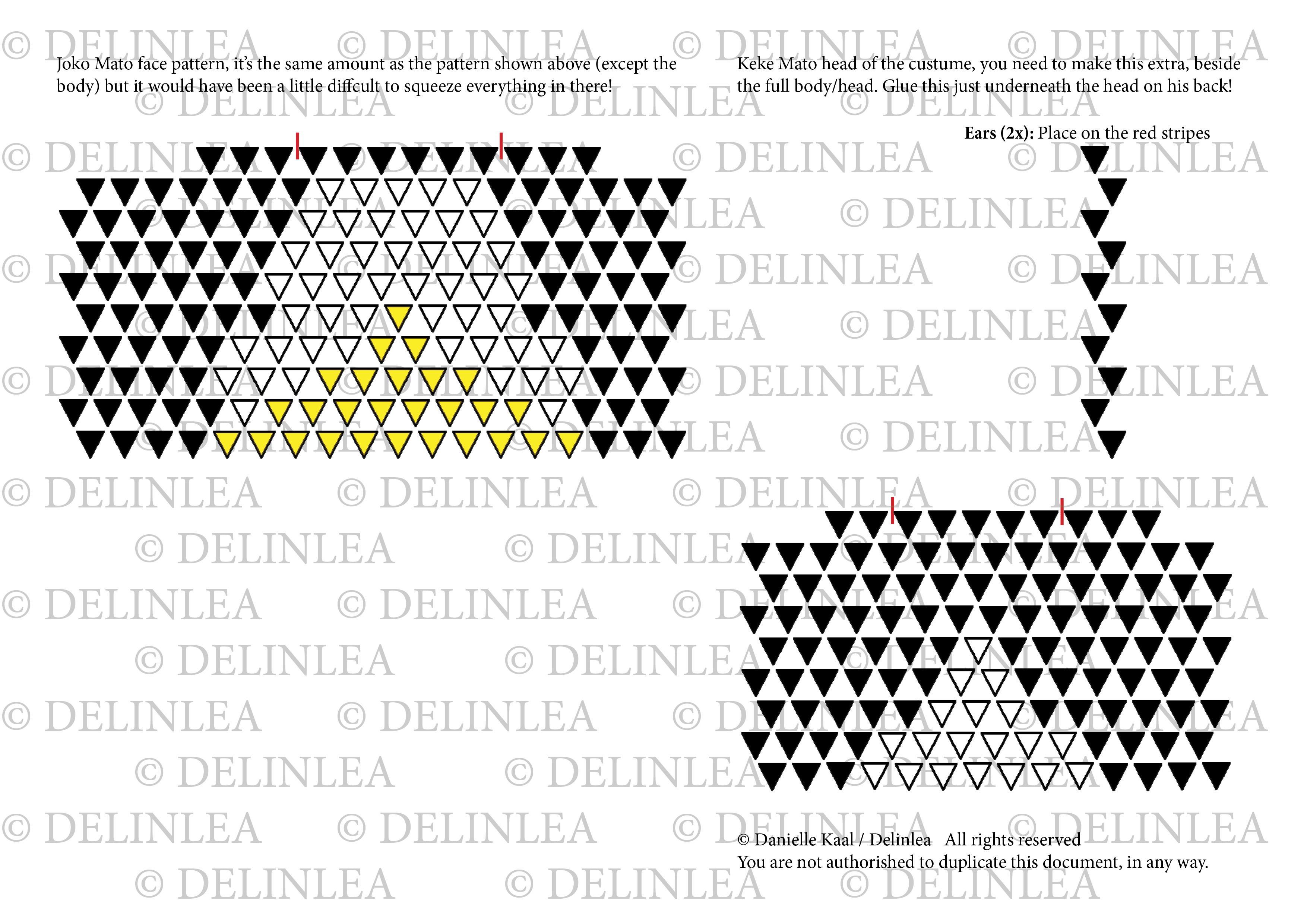 3d Origami Matoki Diagram