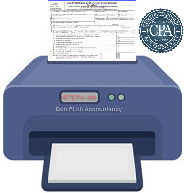 706 Estate Tax Return Engagement Paperwork - Click on to Download Engagement Paperwork in a pdf format