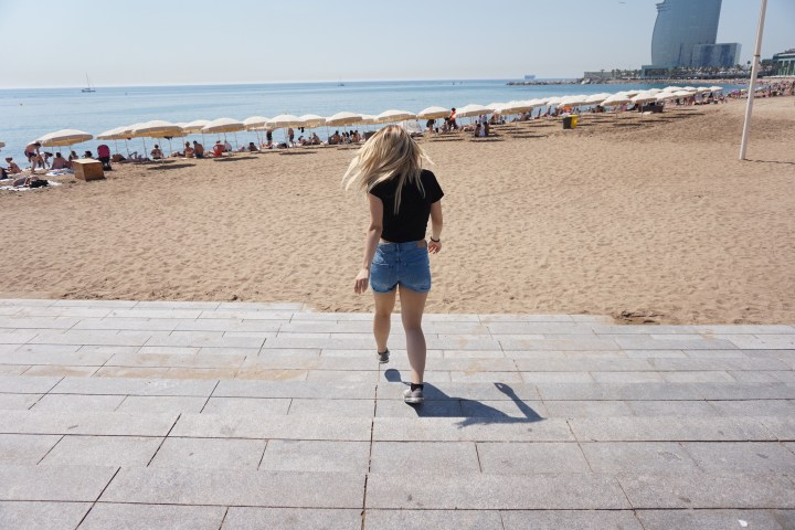 Concierto y compras en Barcelona