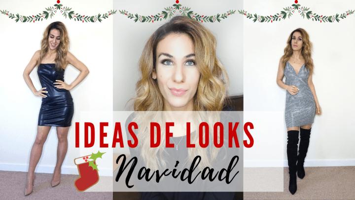 Look para cenas de Navidad y Nochevieja 2019