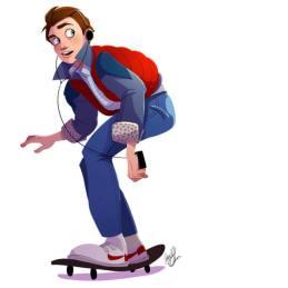 Marty McFly (De Volta para o Futuro)
