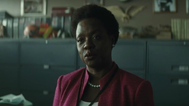 """Viola Davis em """"Esquadrão Suicida""""."""