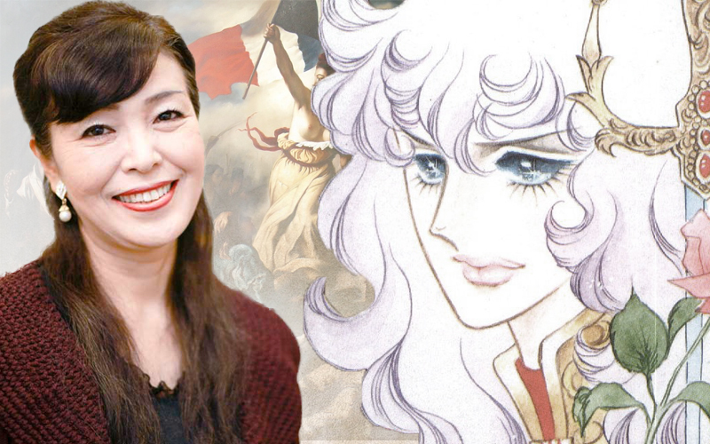 [MANGÁ] Riyoko Ikeda: a mangaká que desafiou o mundo dos mangás nos anos 70