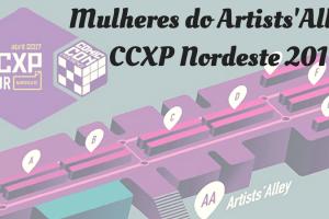 CCXP Tour Nordeste