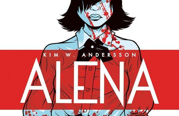 Alena, Kim W. Andersson - AVEC Editora