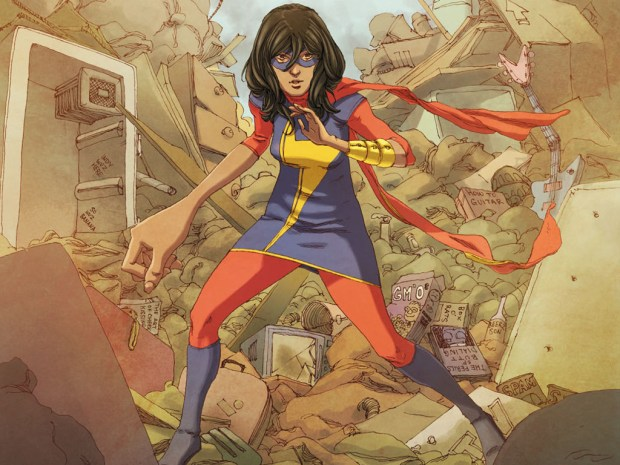 Kamala Khan Ms. Marvel