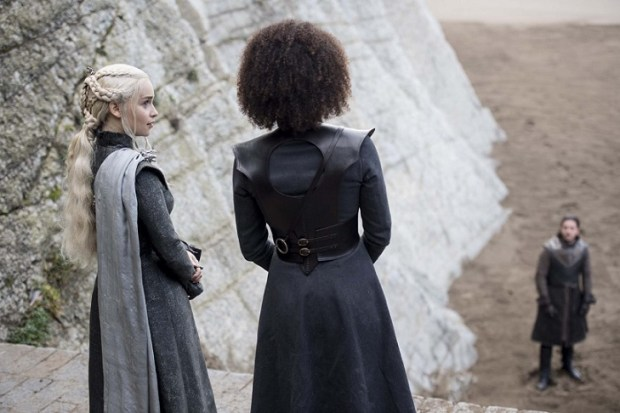 Game of Thrones - 7x04
