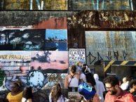 Foto: Intervenção Urbana - Hélia Scheppa (Divulgação)