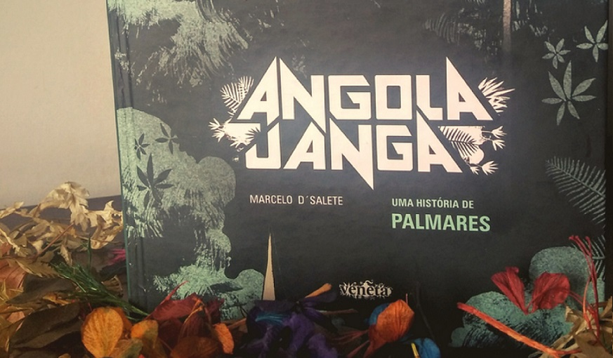 [QUADRINHOS] Angola Janga: Uma História de Palmares (resenha)