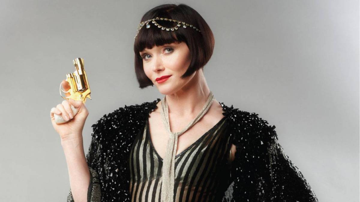 [SÉRIES] Os Mistérios de Miss Fisher: Uma mulher destemida e protagonista de sua vida