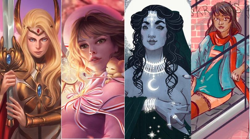 [CCXP 2018] Veja todas as mulheres que estarão no Artists' Alley!