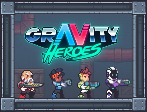 Gravity Heroes