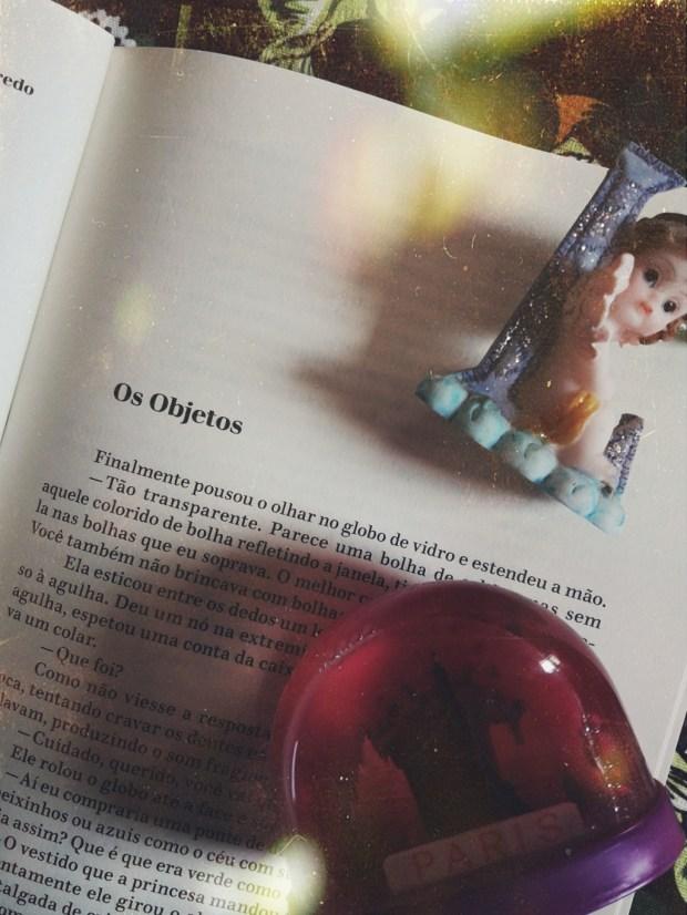 Os Objetos, Lygia Fagundes Telles, Companhia das Letras