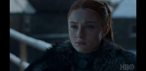 Sansa Stark em Game of Thrones
