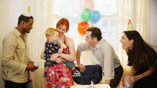 Miranda e sua família