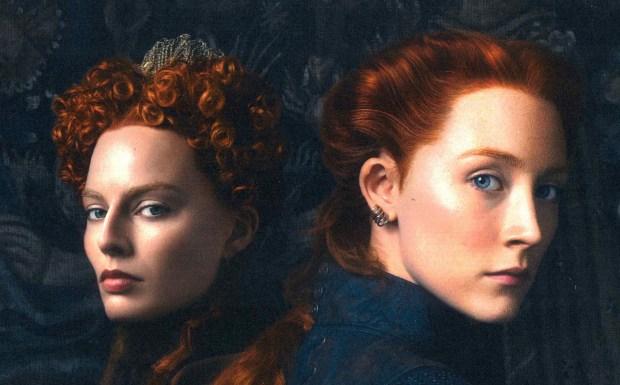 Mary Stuart (Saoirse Ronan) e Elizabeth Tudor (Margot Robbie)