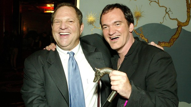 Tarantino Harvey Weinstein