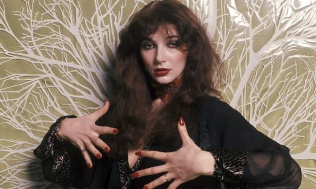 Kate Bush em 1980