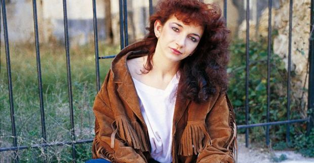Kate Bush na década de 90