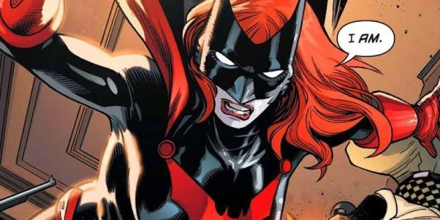 batwoman comic