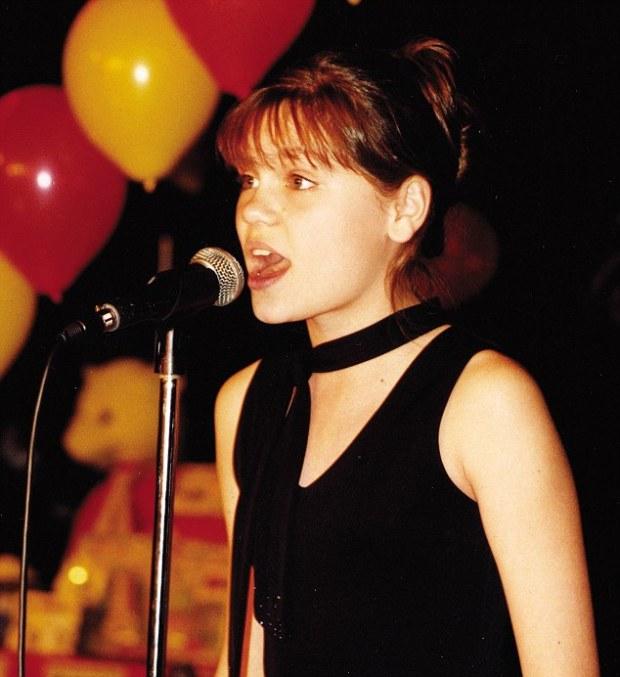Jessie J em suas primeiras apresentações