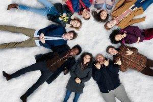 Deixe a Neve Cair - filme natalino da Netflix