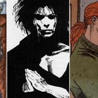 """As representações masculinas dos Perpétuos de """"Sandman"""""""