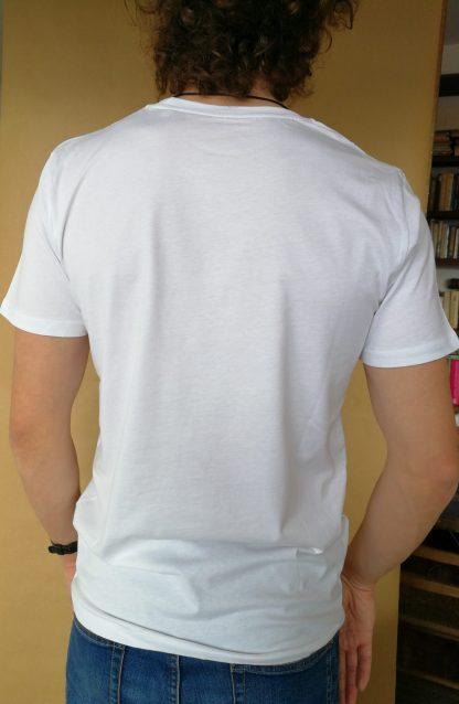 Camiseta Sexo manga corta color blanco hombre