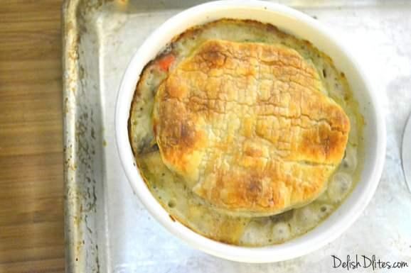 Chicken Pot Pie   Delish D'Lites