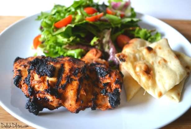 Tandoori Chicken   Delish D'Lites