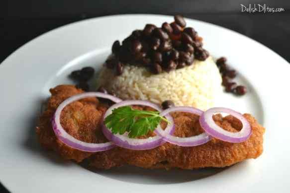 Bistec Empanizado (Cuban Breaded Steak)   Delish D'Lites