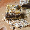 Samoas Cookie Bars