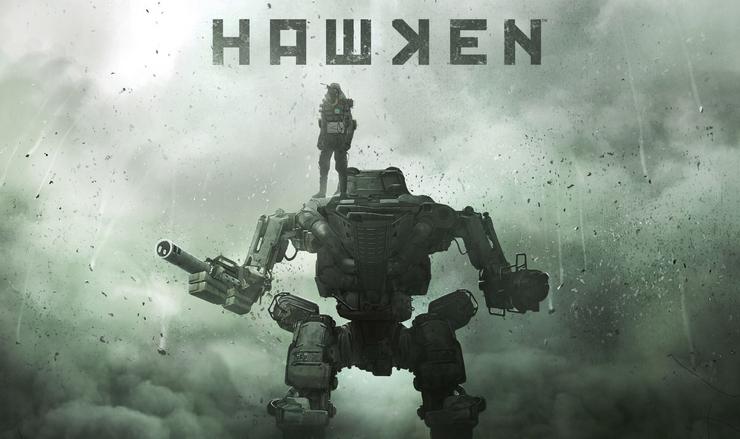 Hawken shutting down on Steam January 2nd, 2018