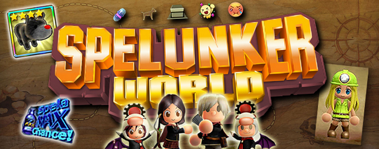 Hands on with Spelunker World ahead of its shutdown in July