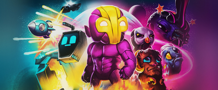 Crashlands leaving GOG.com on September 18th