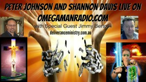 Peter & Jimmy on Omegaman Radio