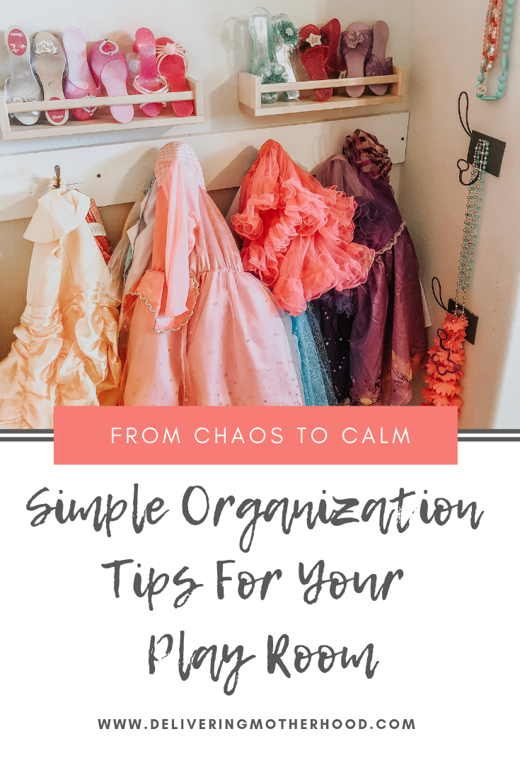 Simple Organization Tips For Your Play Room