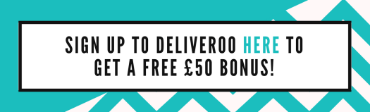 Deliveroo fees