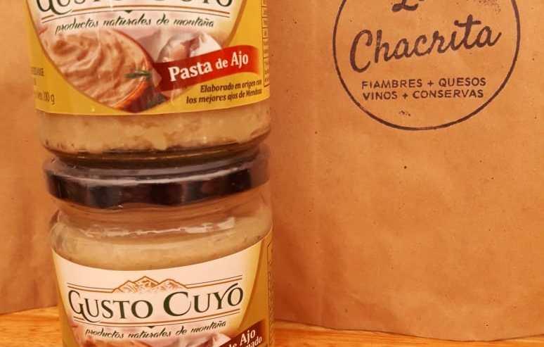 Pasta-de-Ajo-Gusto-de-Cuyo-La-Chacrita-Delivery-Olavarria