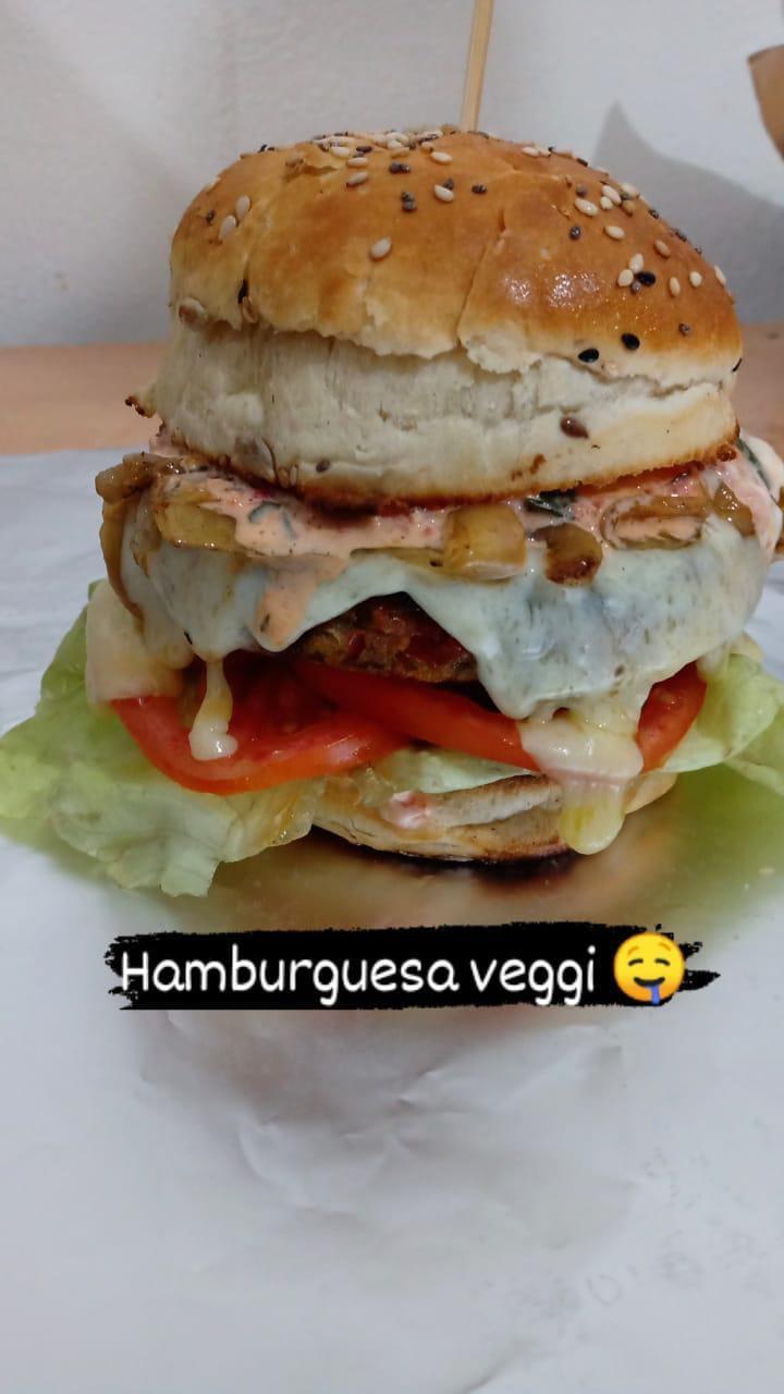 Hamburguesa Veggi