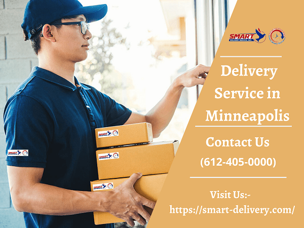 delivery Services Minneapolis St Paul MN