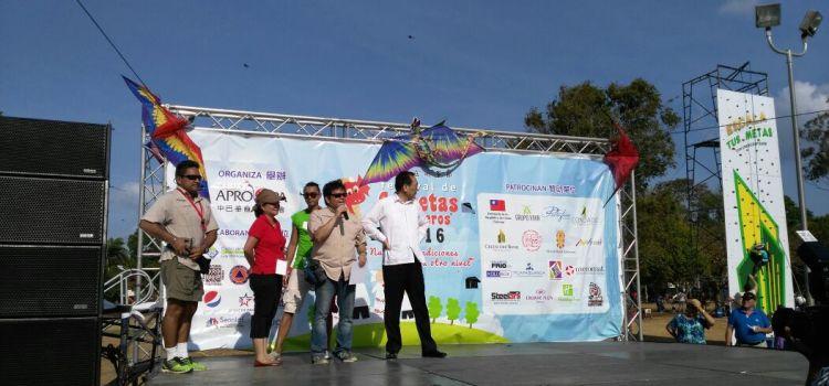 Delivery Zone en el Festival de Cometas y Panderos