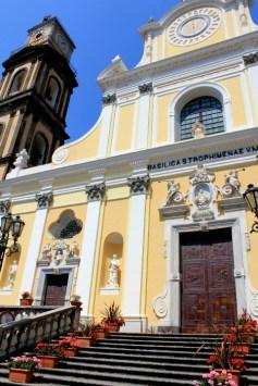 Chiesa - Minori - costiera amalfitana