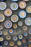 piatti decorati - Vietri - costiera amalfitana