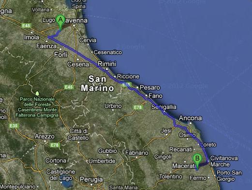 Tappa #5: La Pasta di Aldo @ Monte San Giusto (MC) (1/6)