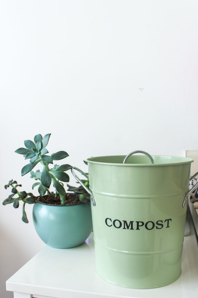 learn what you can and cannot compost