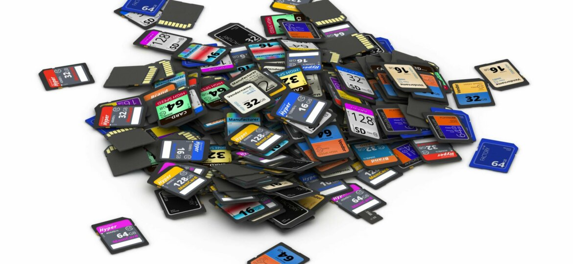 SDcards