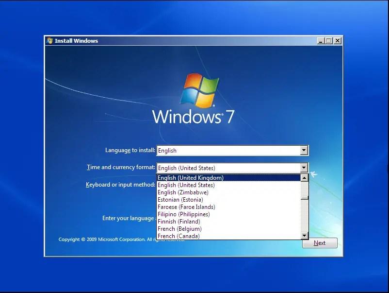 I386 TÉLÉCHARGER SETUP LANG SATA